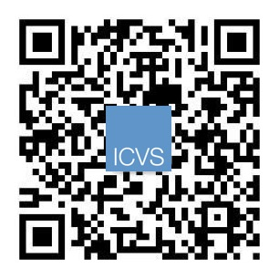 new icvs official qr code
