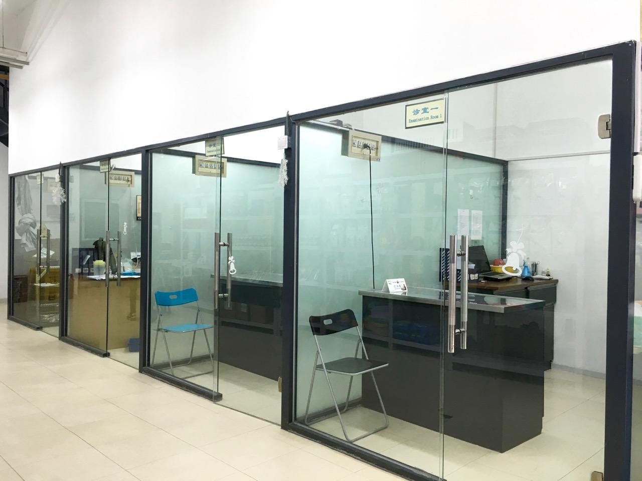 glassexamrooms